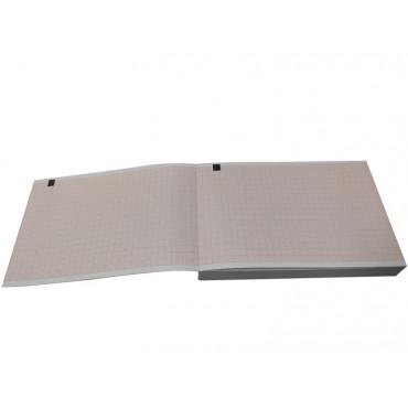 Carta termica ECG 100x150 mm x 200 - pacco griglia arancio - conf 10 pz