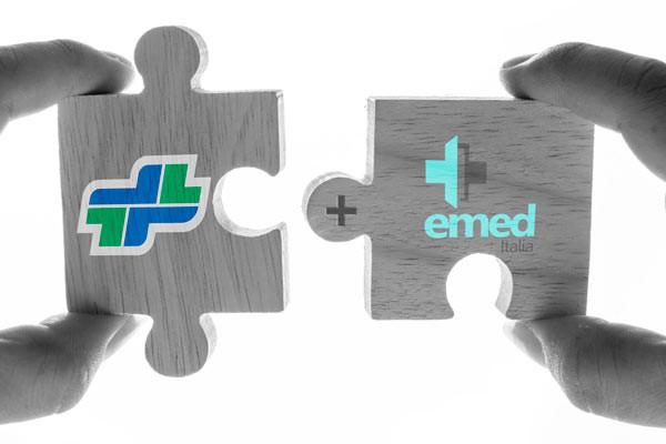 Emed Italia, distributore autorizzato e partner fidato di Meber.